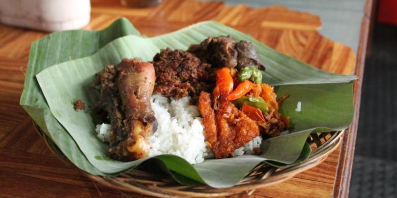 Gudeg: Makanan khas Yogyakarta, Jawa Tengah