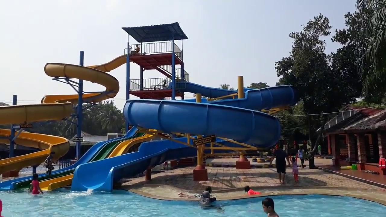 Tempat Wisata di Tangerang: Situ Gintung Waterpark